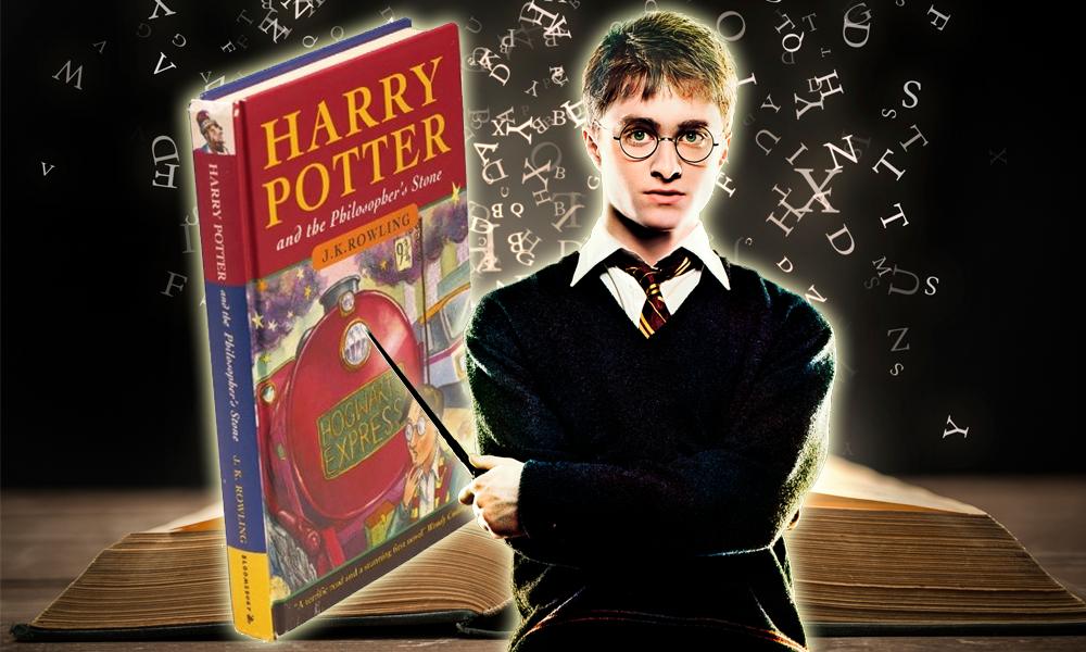 Harry Potter typo