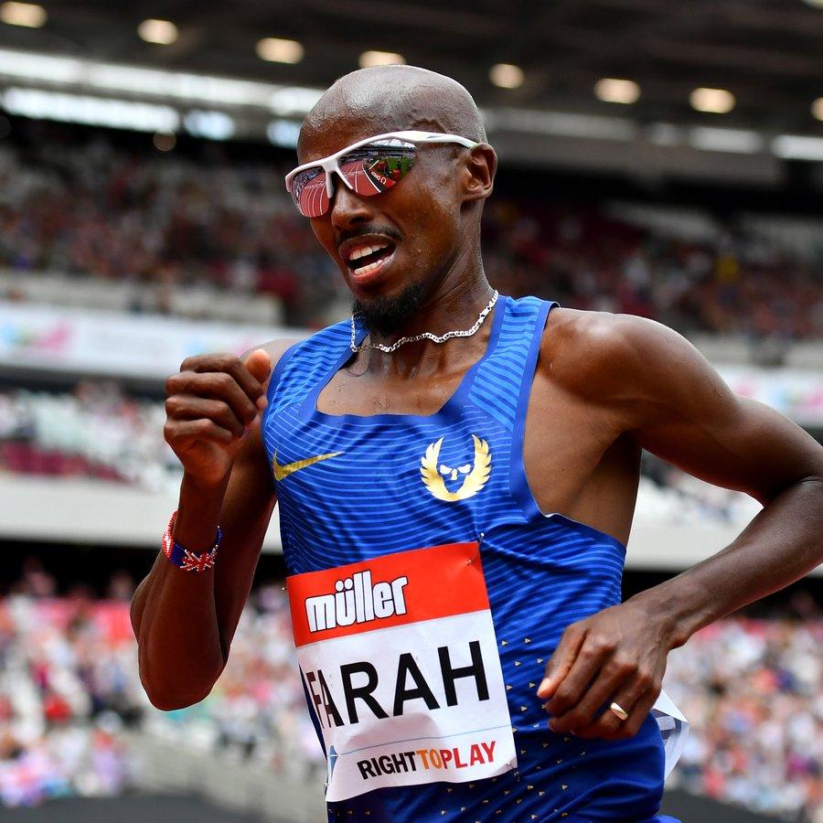 Mo Farah Muller Anniversary Games - IAAF Diamond League 2016