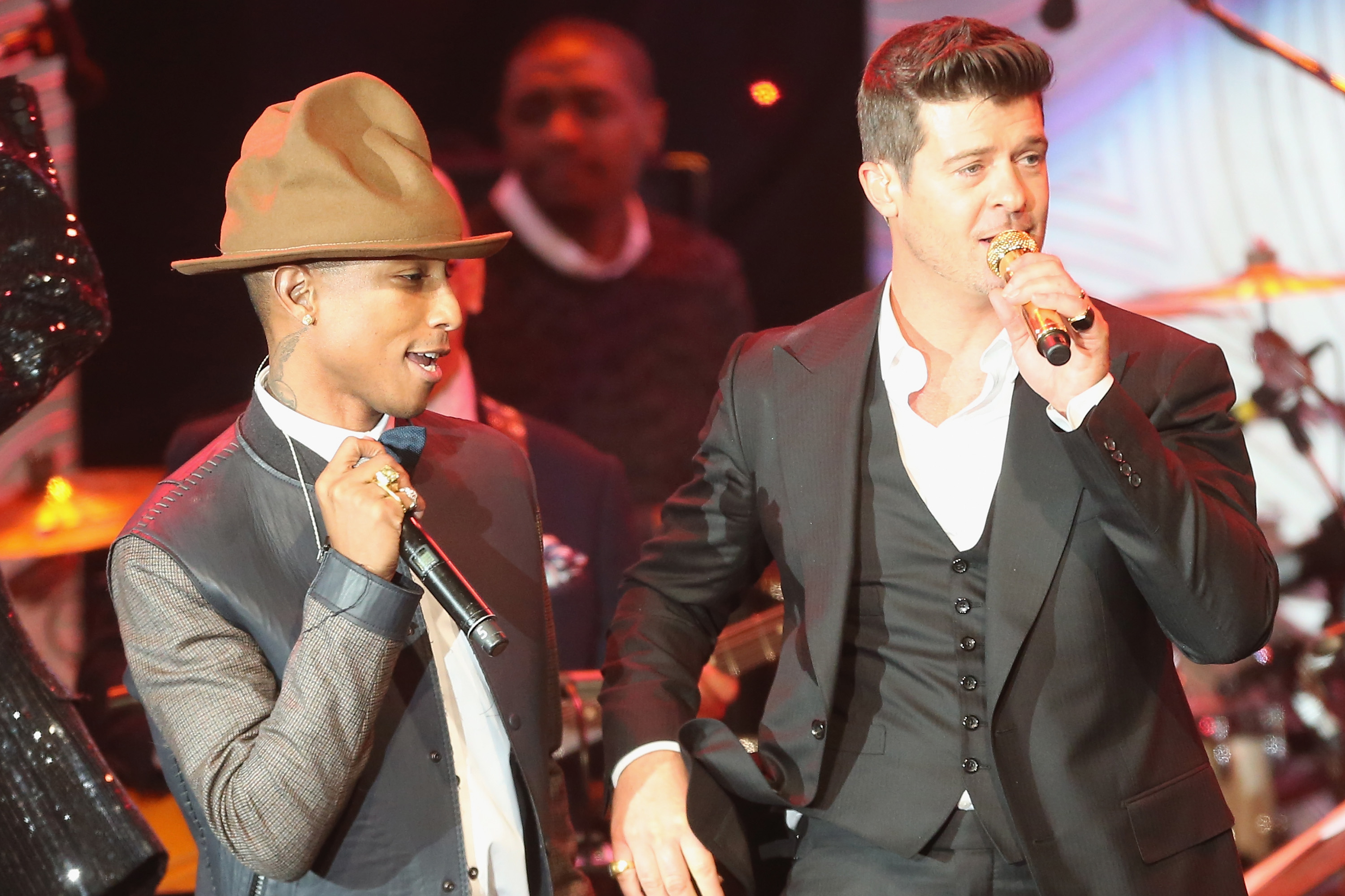 Robin Thicke & Pharrell