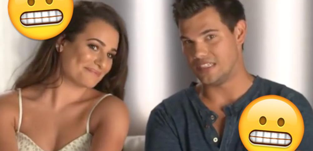 Watch Taylor Lautner Cringed Through An Awkward Interview About Ex Taylor Swift Capital