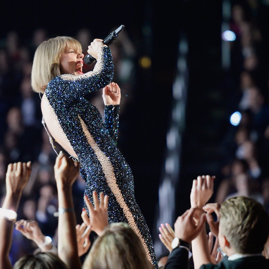 Taylor Swift The 58th GRAMMY Awards