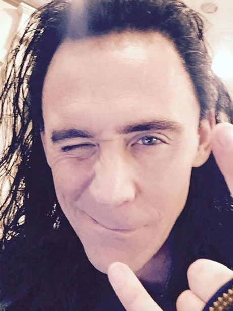 Tom Hiddleston posts first Instagram photo