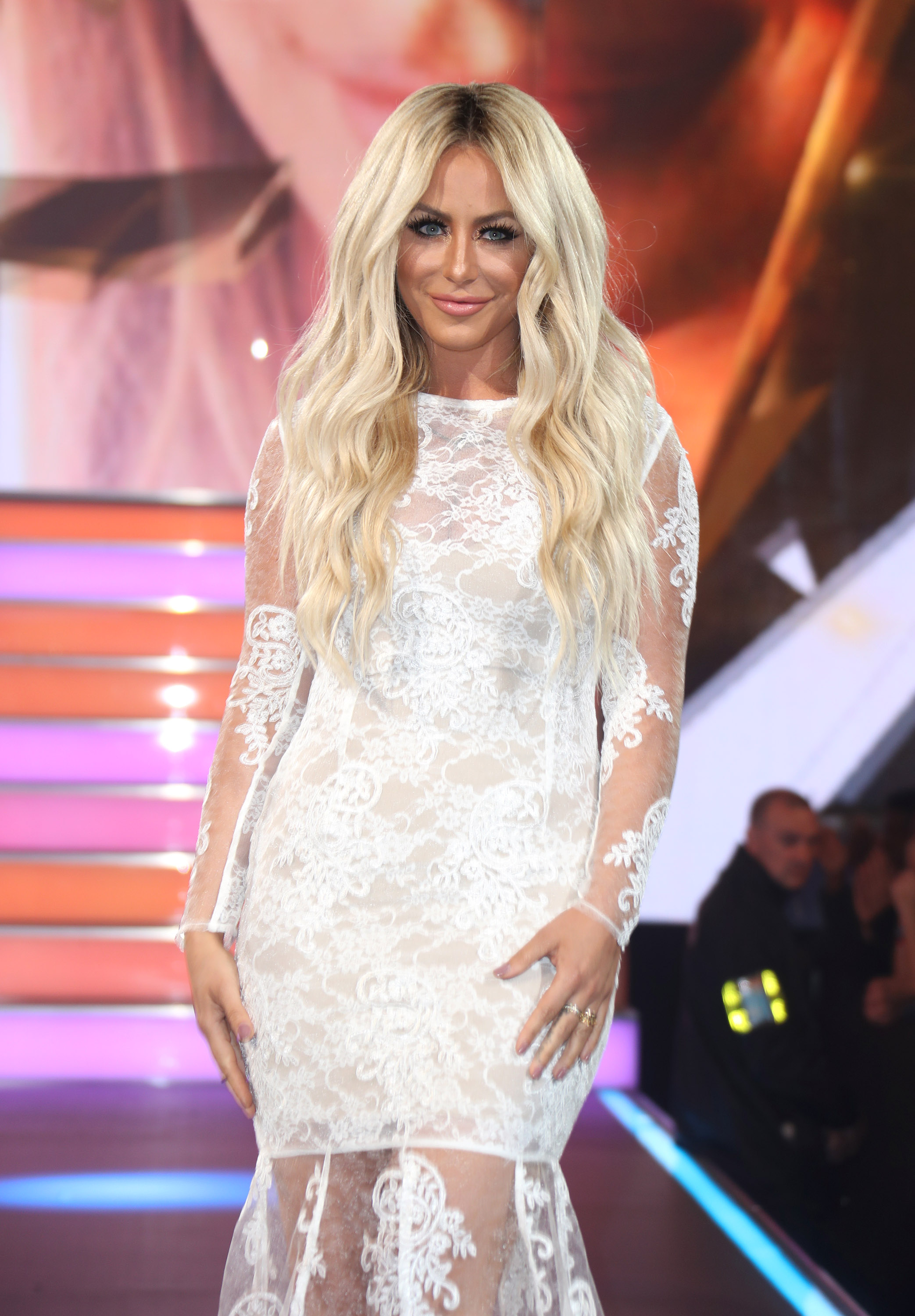 Aubrey O'Day Celebrity Big Brother 2016