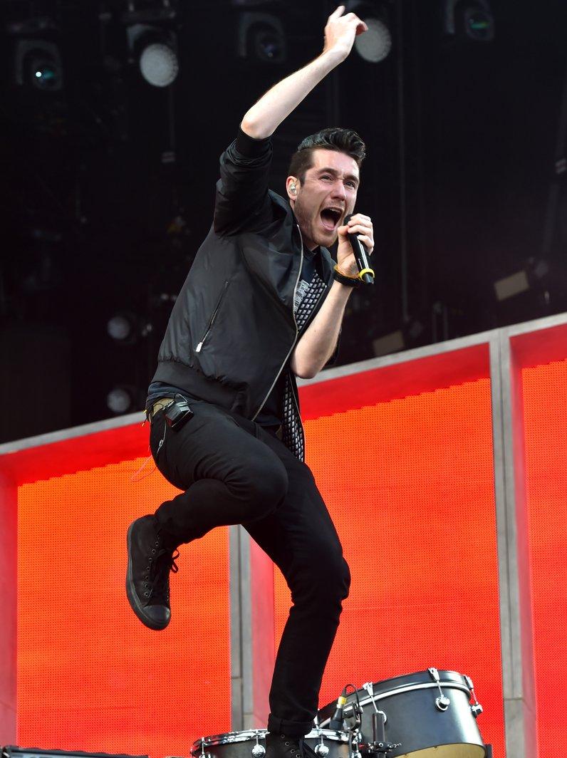 Bastille Live At V Festival 2016