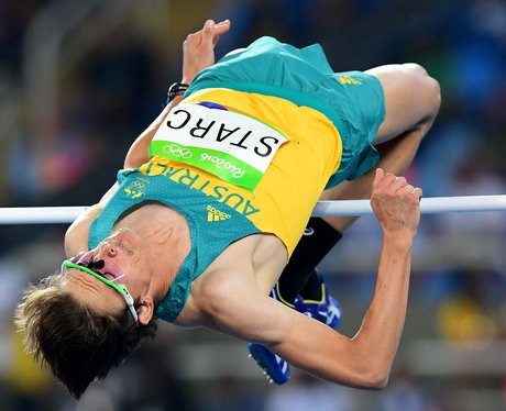 Brandon Starc Rio Olympics 2016