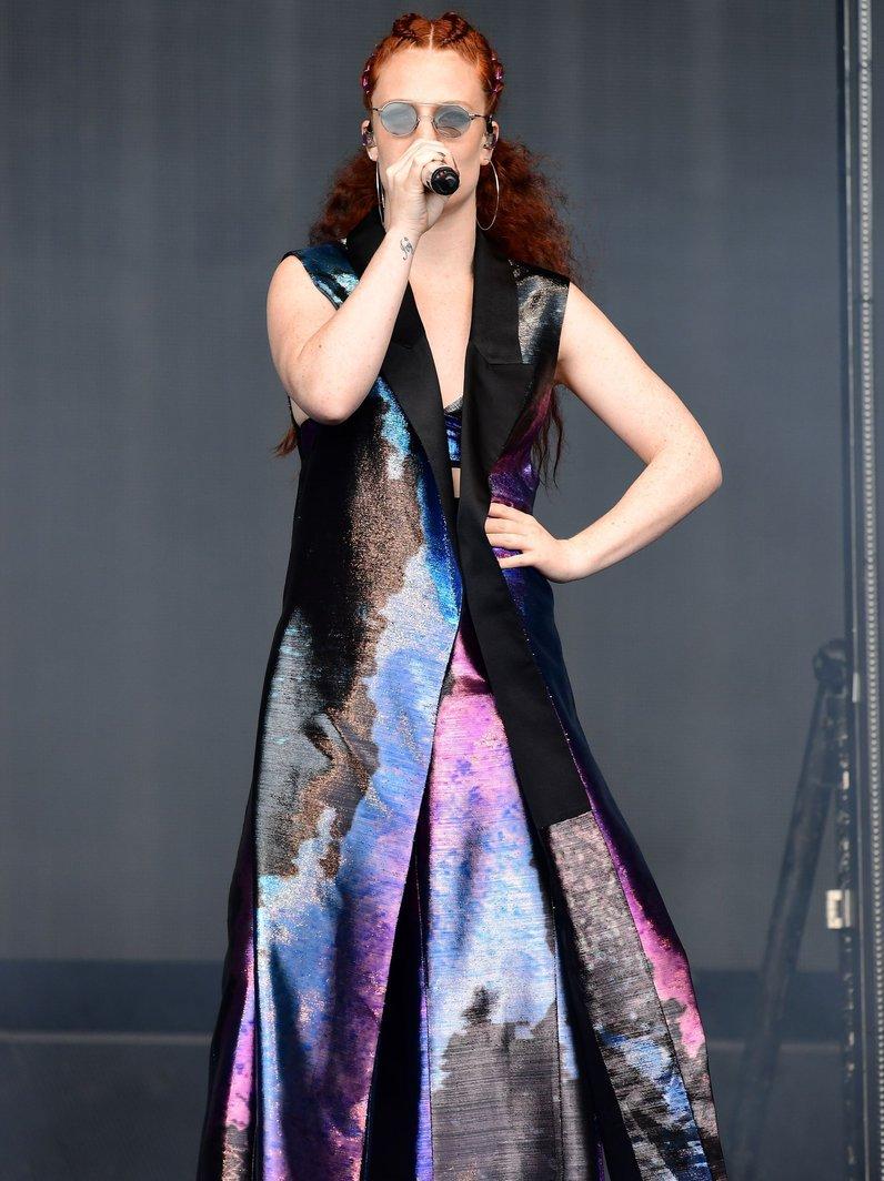 Jess Glynne live at V Festival 2016