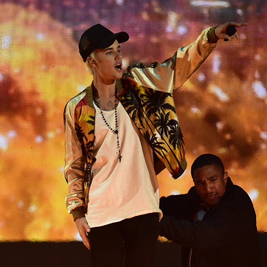 Justin Bieber to play at V Festival