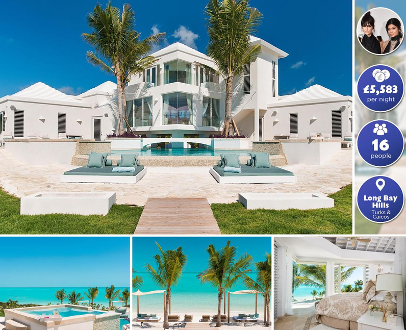 16 celebrity airbnb rentals you probably can 39 t afford for King s fish house long beach ca