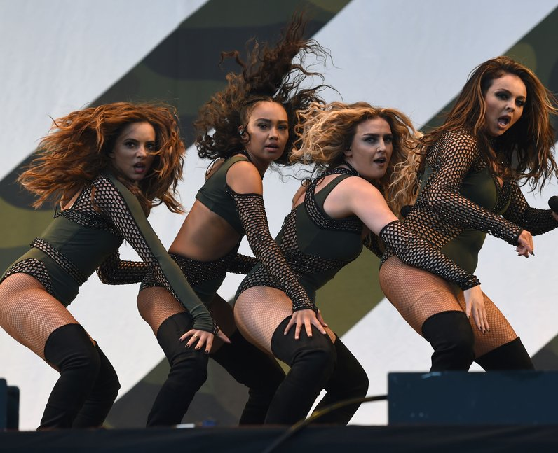 Little Mix Live At V Festival 2016 (Weston day 1)