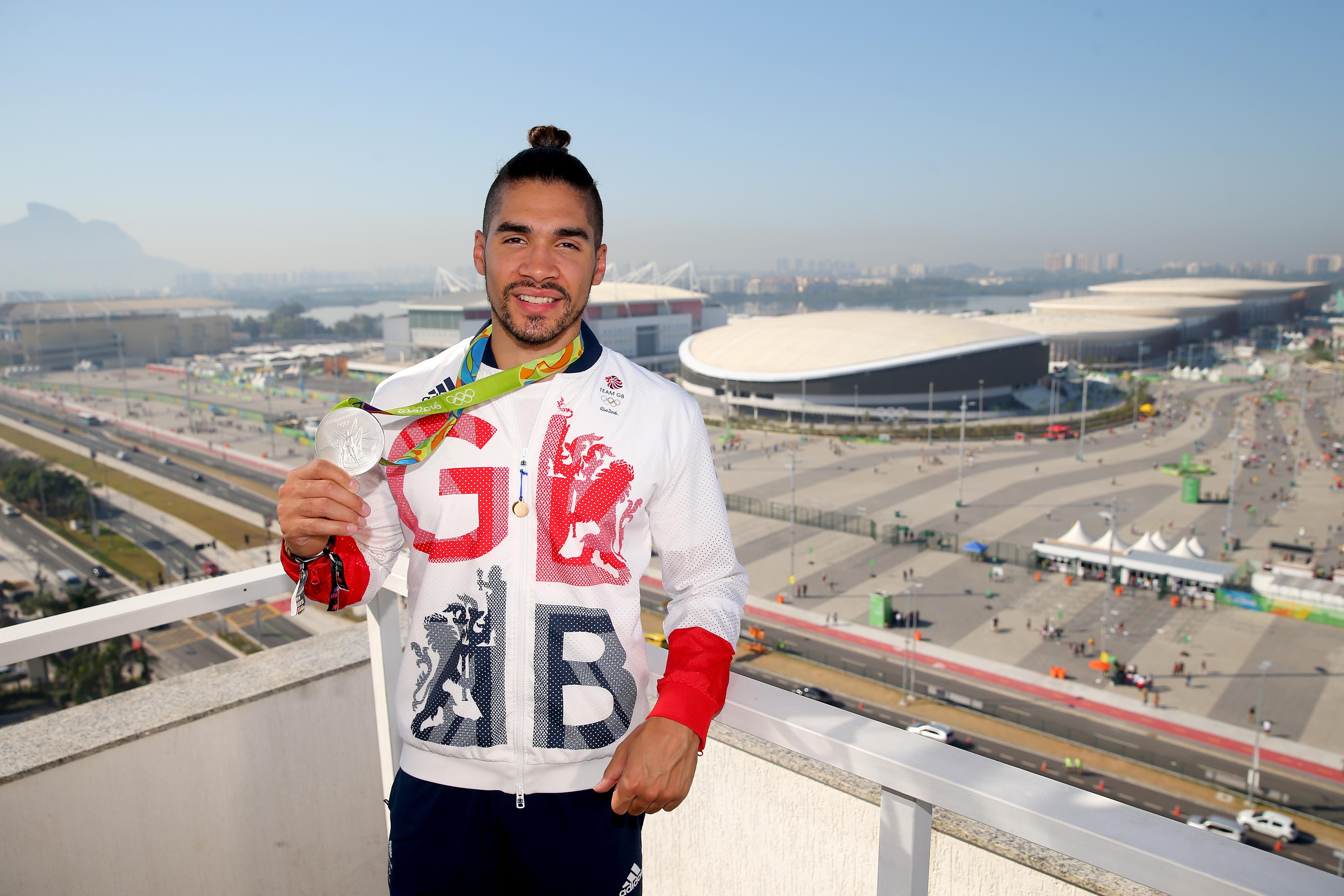 Louis Smith Rio 2016