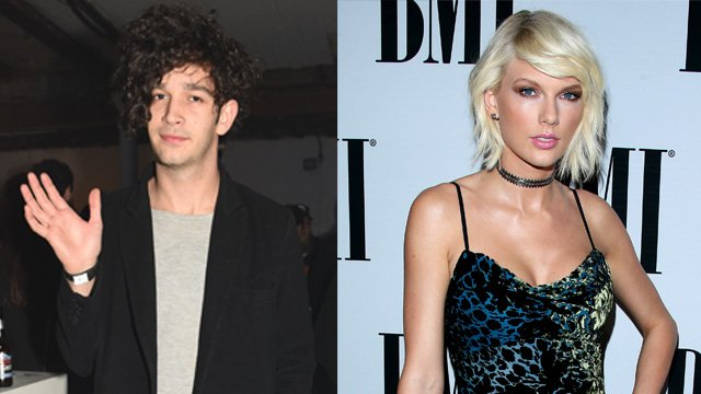 Taylor Swift Had A Change Of Heart And Doesn T Reply To Matt Healy S Texts Anymore Capital