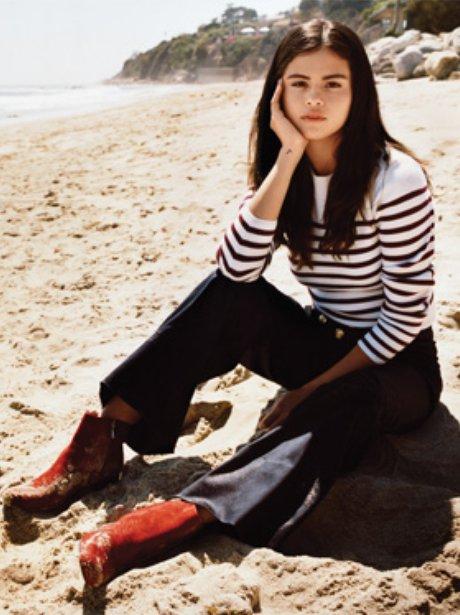 Selena Gomez for Vogue Magazine