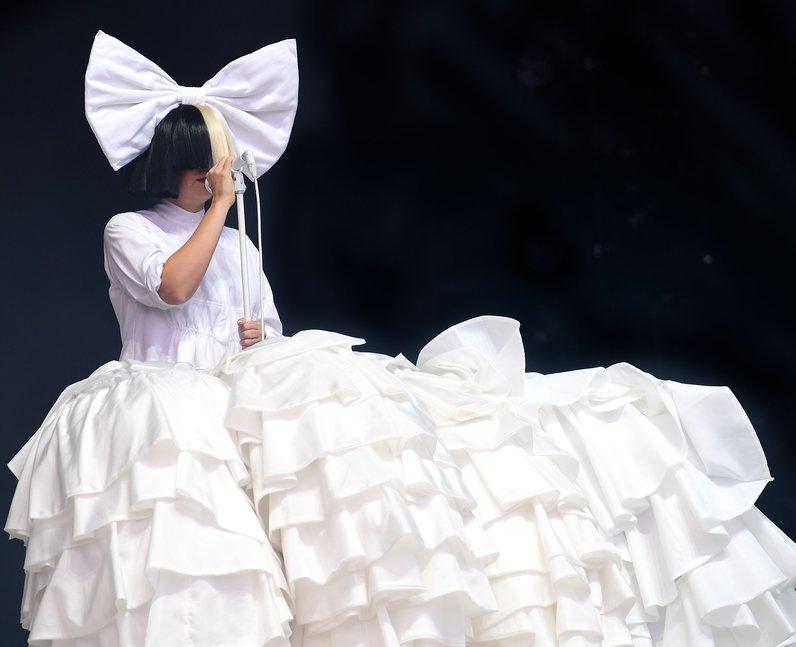 Sia Live At V Festival 2016