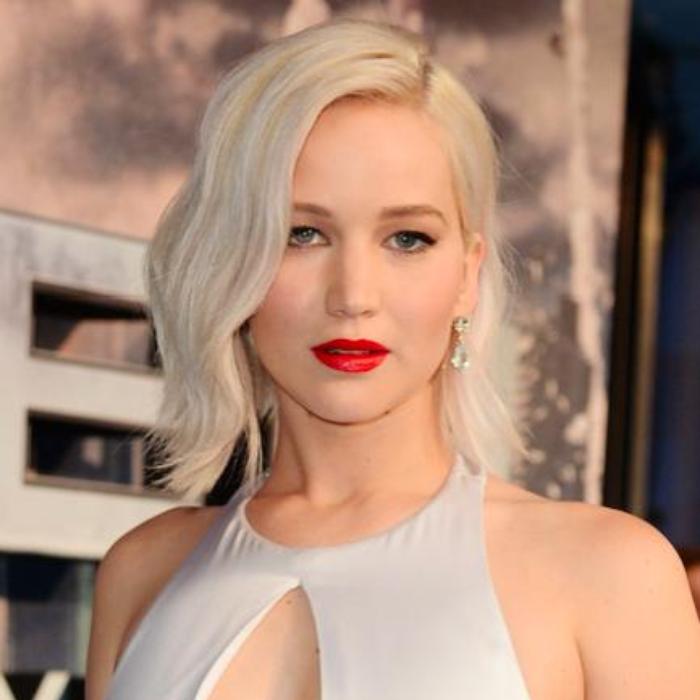 Jennifer Lawrence tells of degrading nude line-up as she
