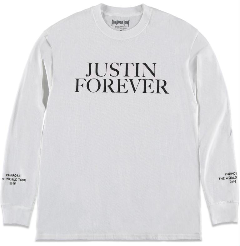 Justin Bieber x Forever 21