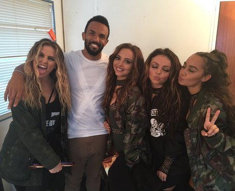 Little Mix and Craig David