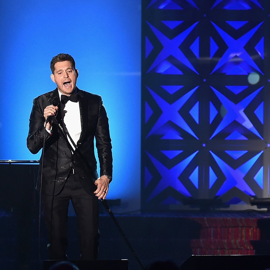 Michael Bublé Songwriters Hall Of Fame 46th Annual Induction And Awards