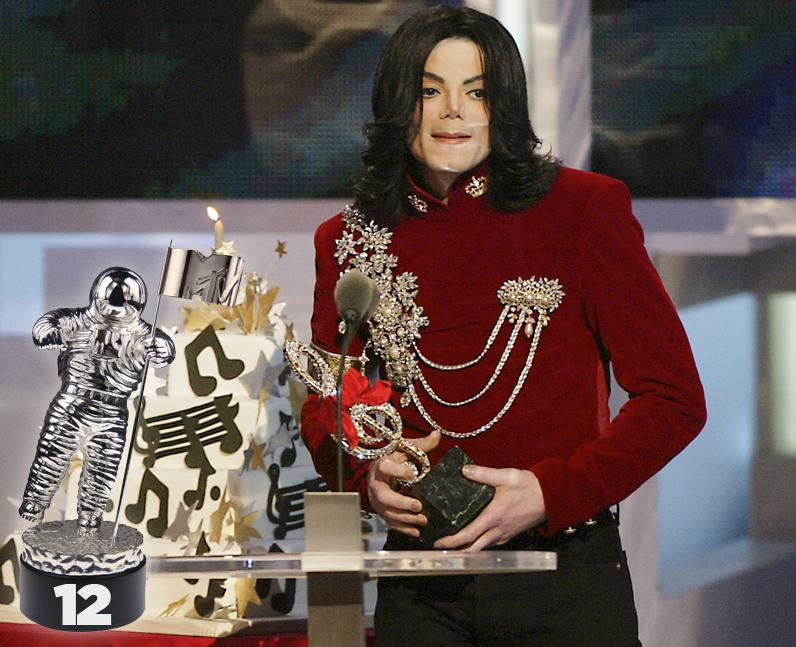 Michael Jackson VMA Hall of Fame