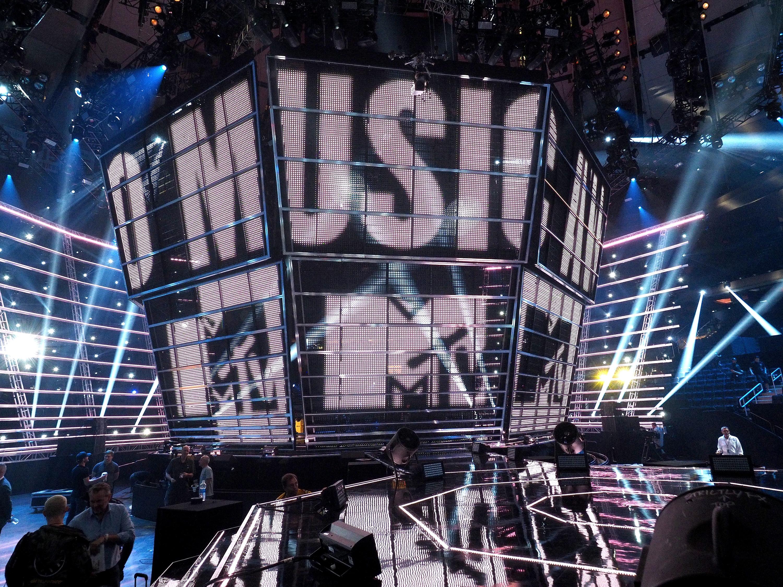 MTV Video Music Awards Press Junket