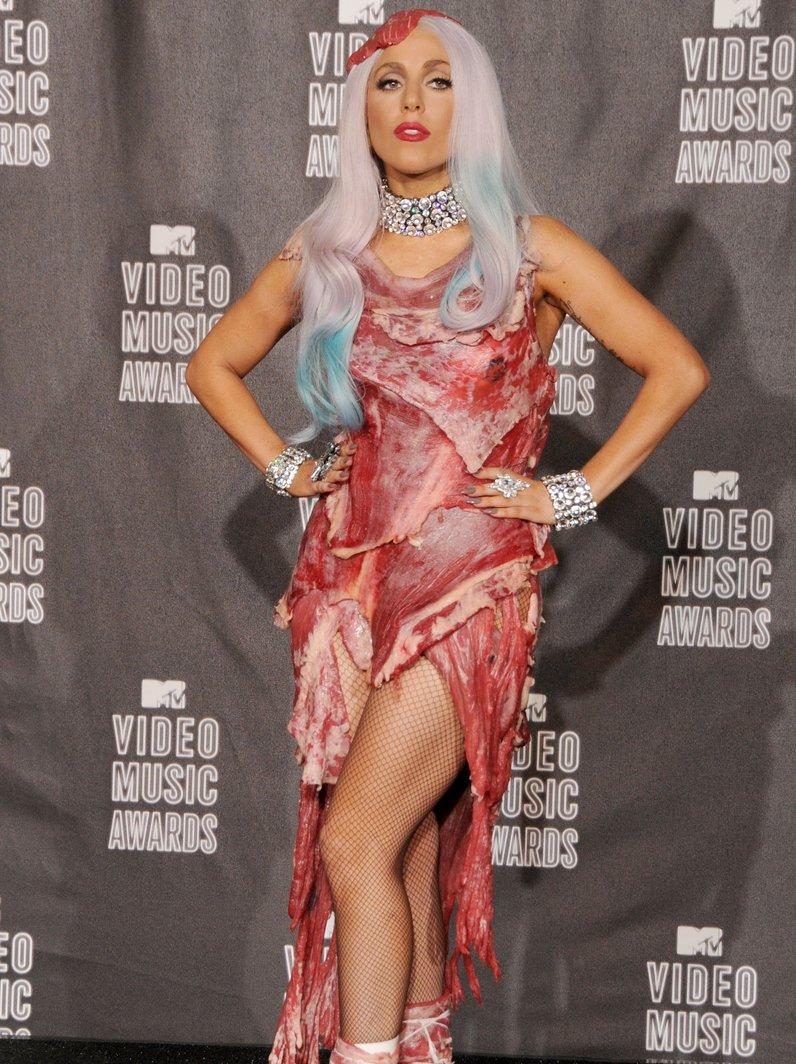 MTV VMA's crazy outfits Lady Gaga