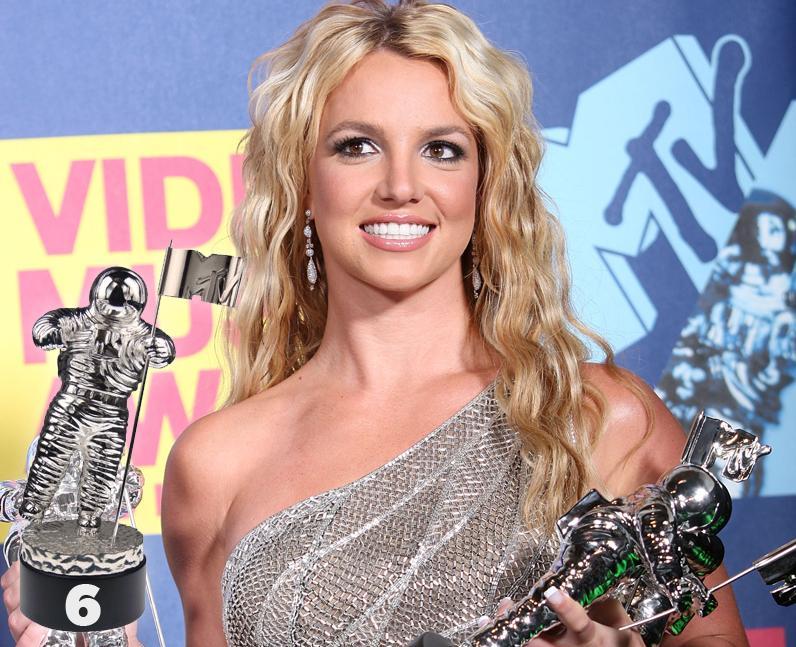 MTV VMAs Winners