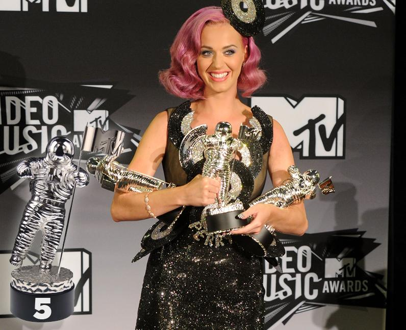 MTV VMAs Winners