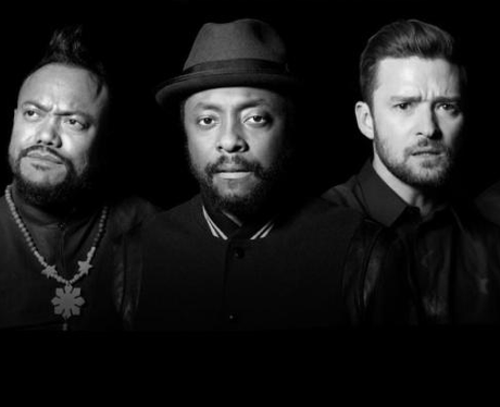 Black Eyed Peas and Justin Timberlake