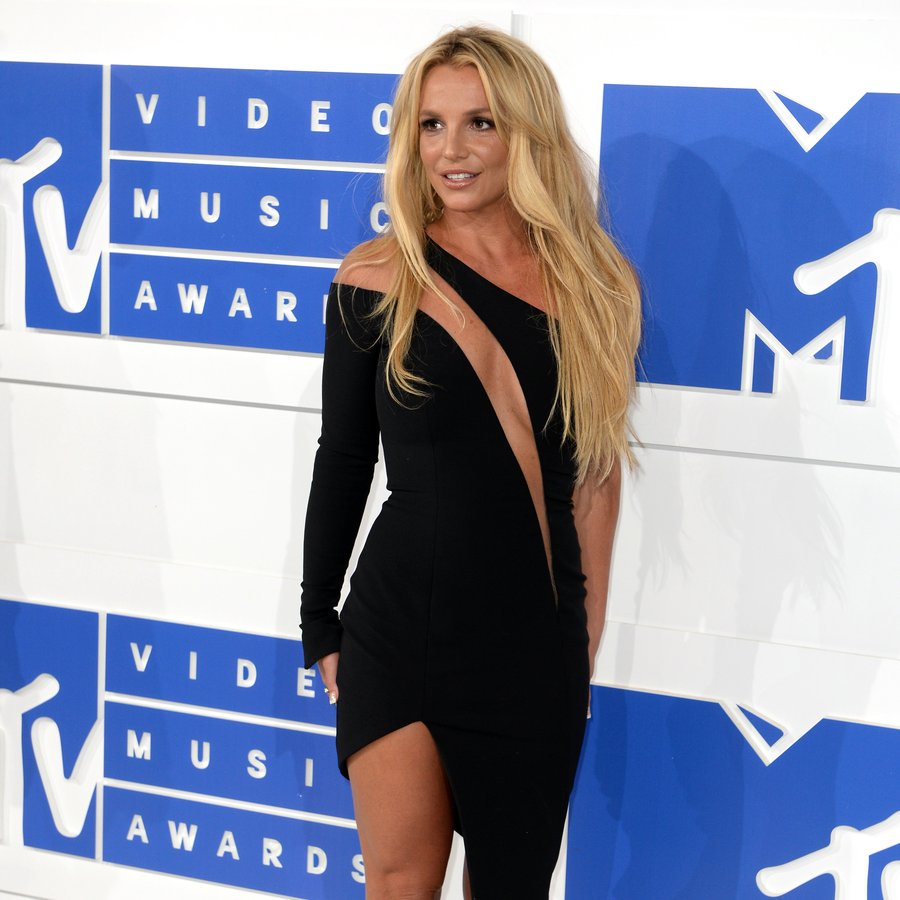 Britney Spears MTV VMAs 2016