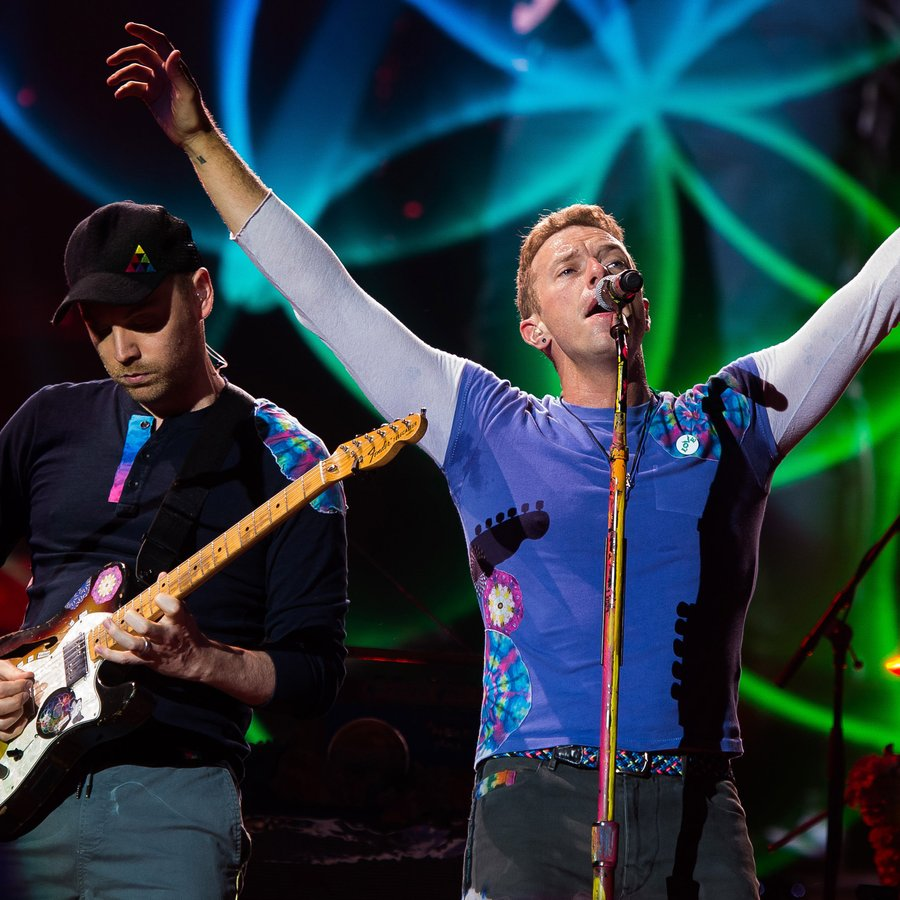 Coldplay in Concert - New York