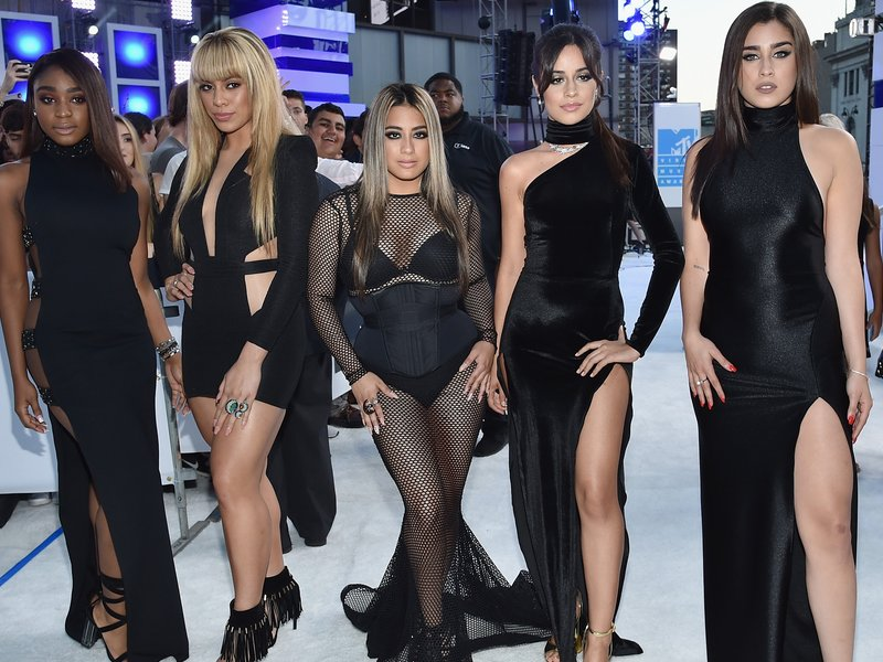 Fifth Harmony MTV VMAs 2016