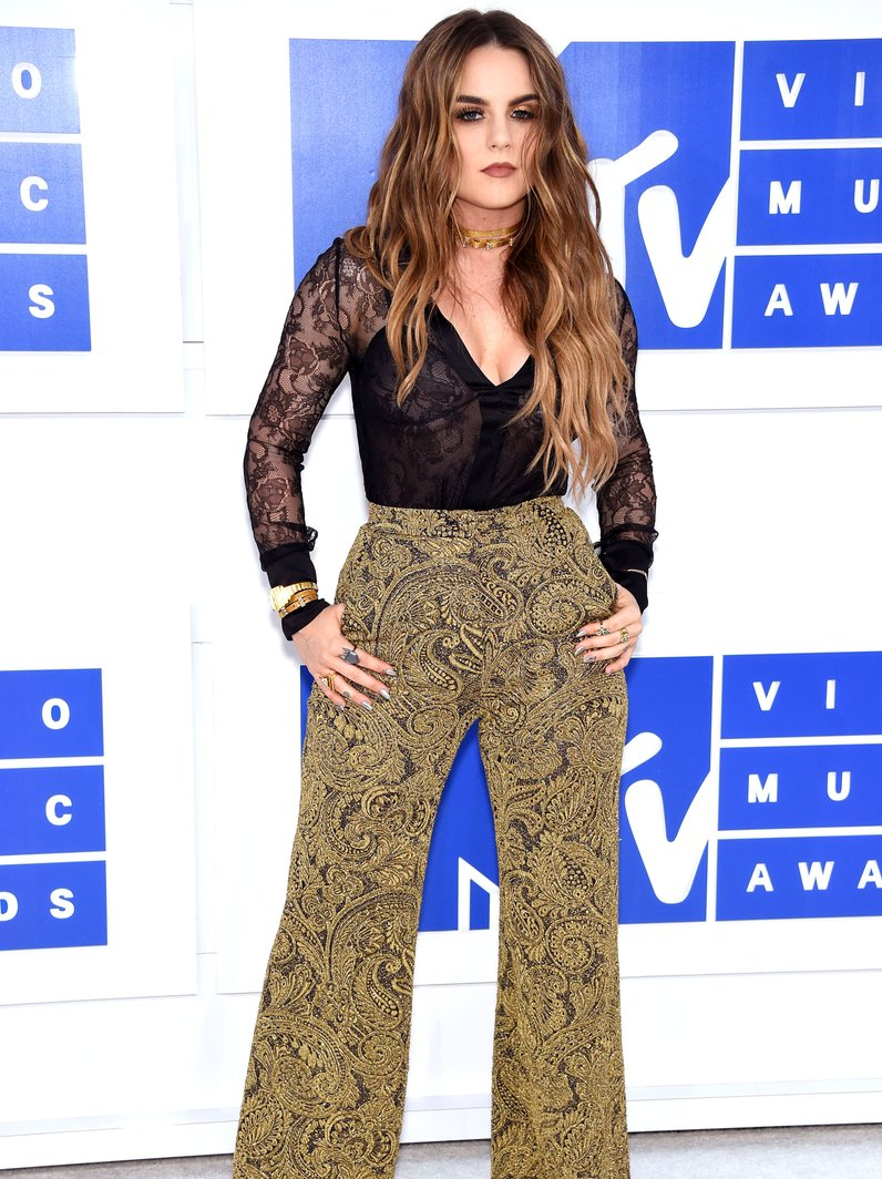 Jojo MTV VMAs Red Carpet Arrivals 2016