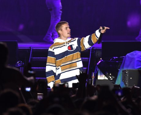 Justin Bieber V Festival At Hylands Park - Day 1
