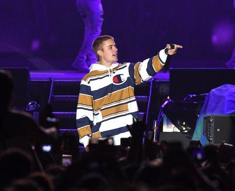 Justin Bieber V Festival At Hylands Park - Day 1