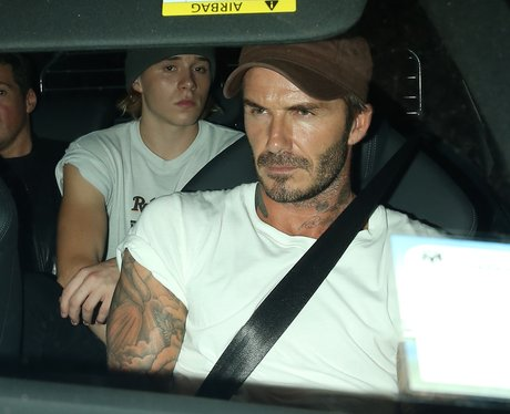 Brooklyn Beckham heads to Noel Gallagher's gig wit