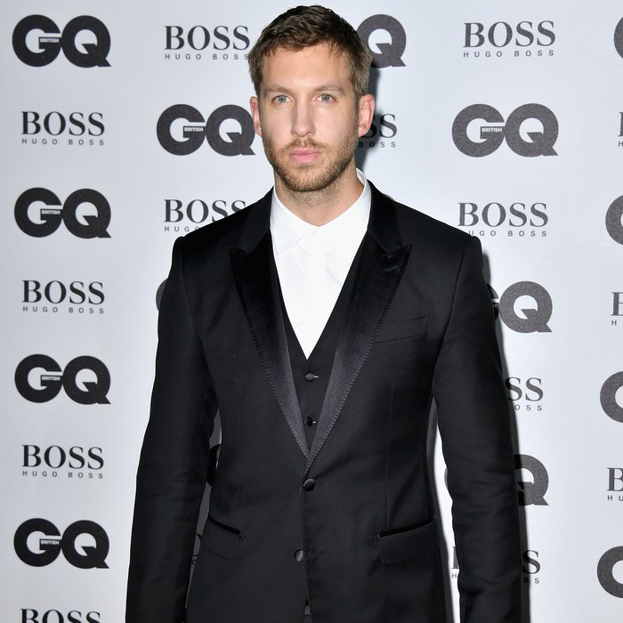 Calvin Harris GQ Awards