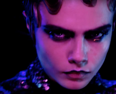 Cara Delevingne stars in the new Marc Jacobs campa