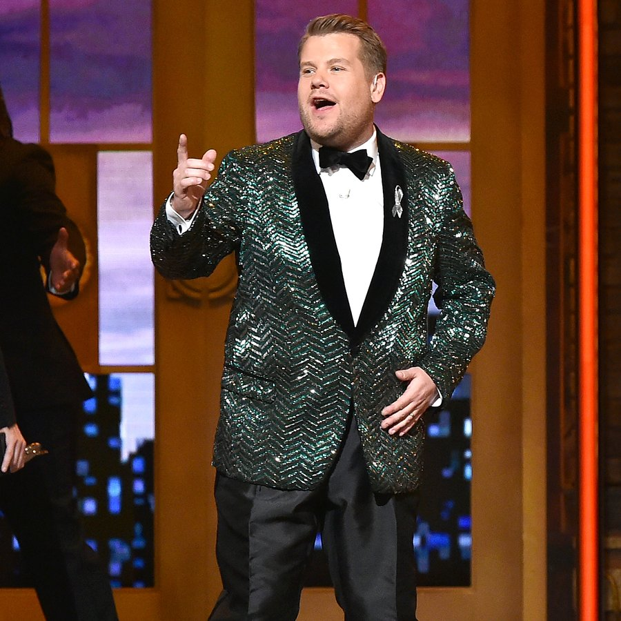 James Corden 2016 Tony Awards