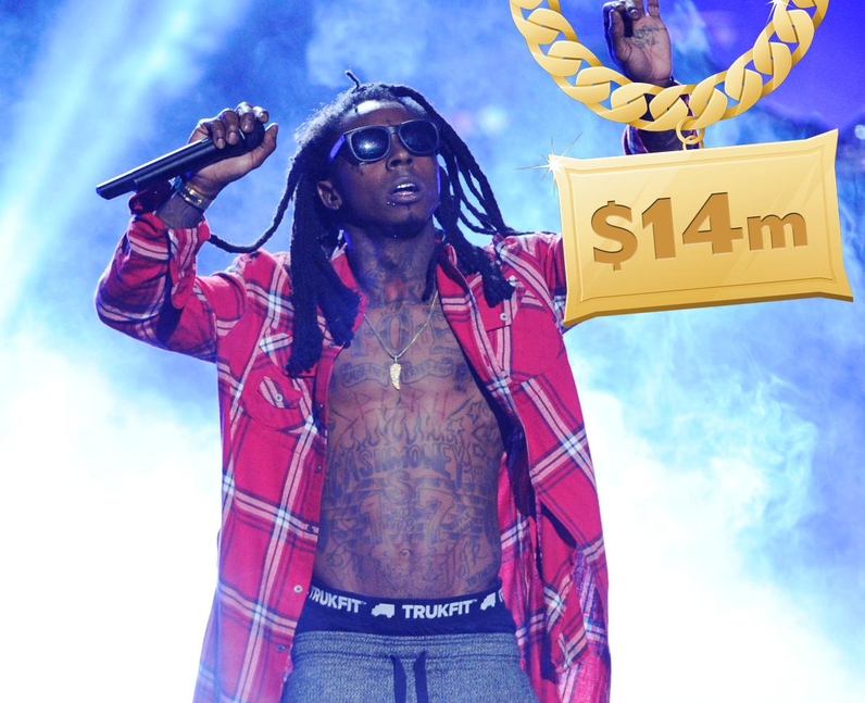 Richest Rappers 2016