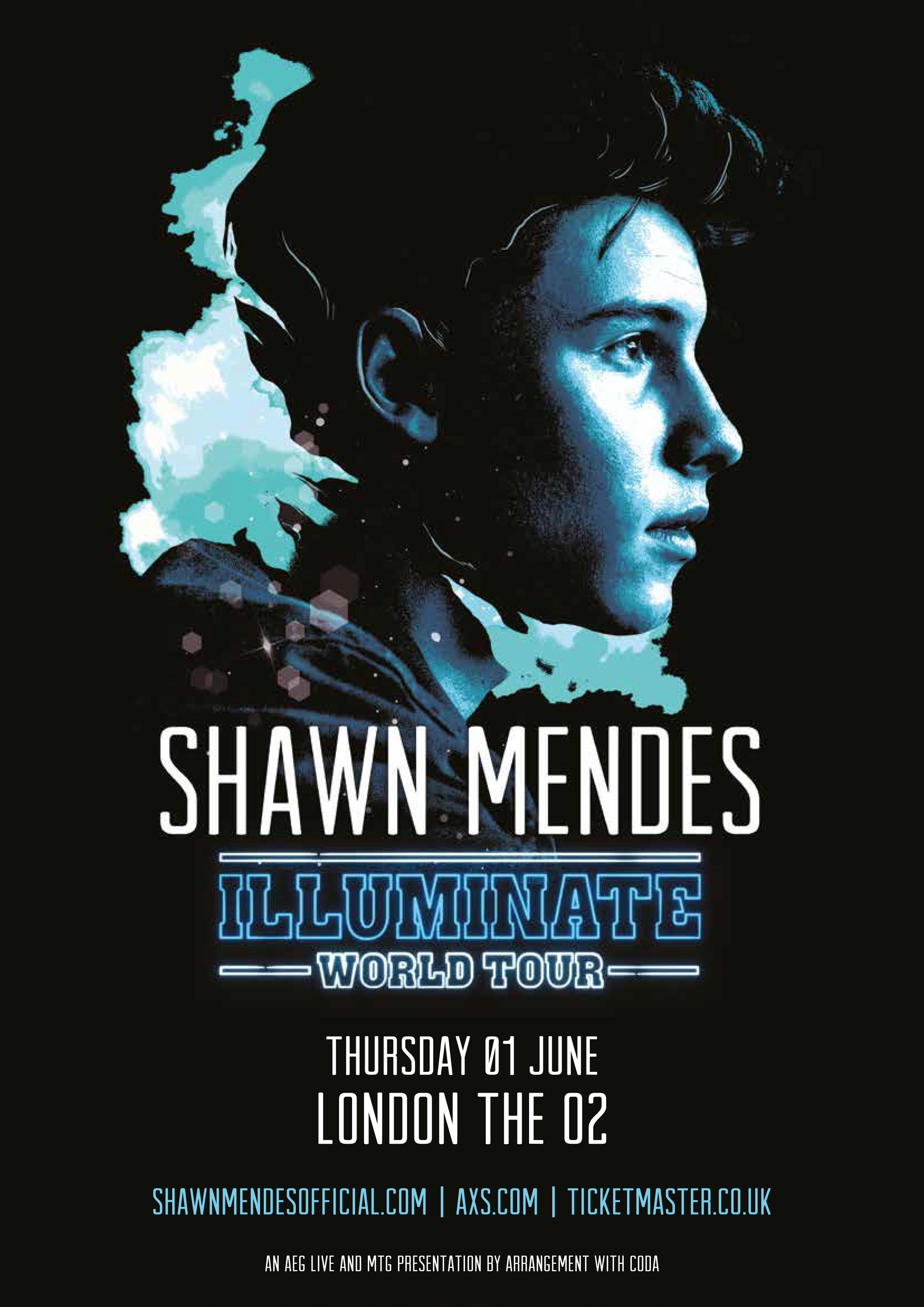 Shawn Mendes Live in London 2017