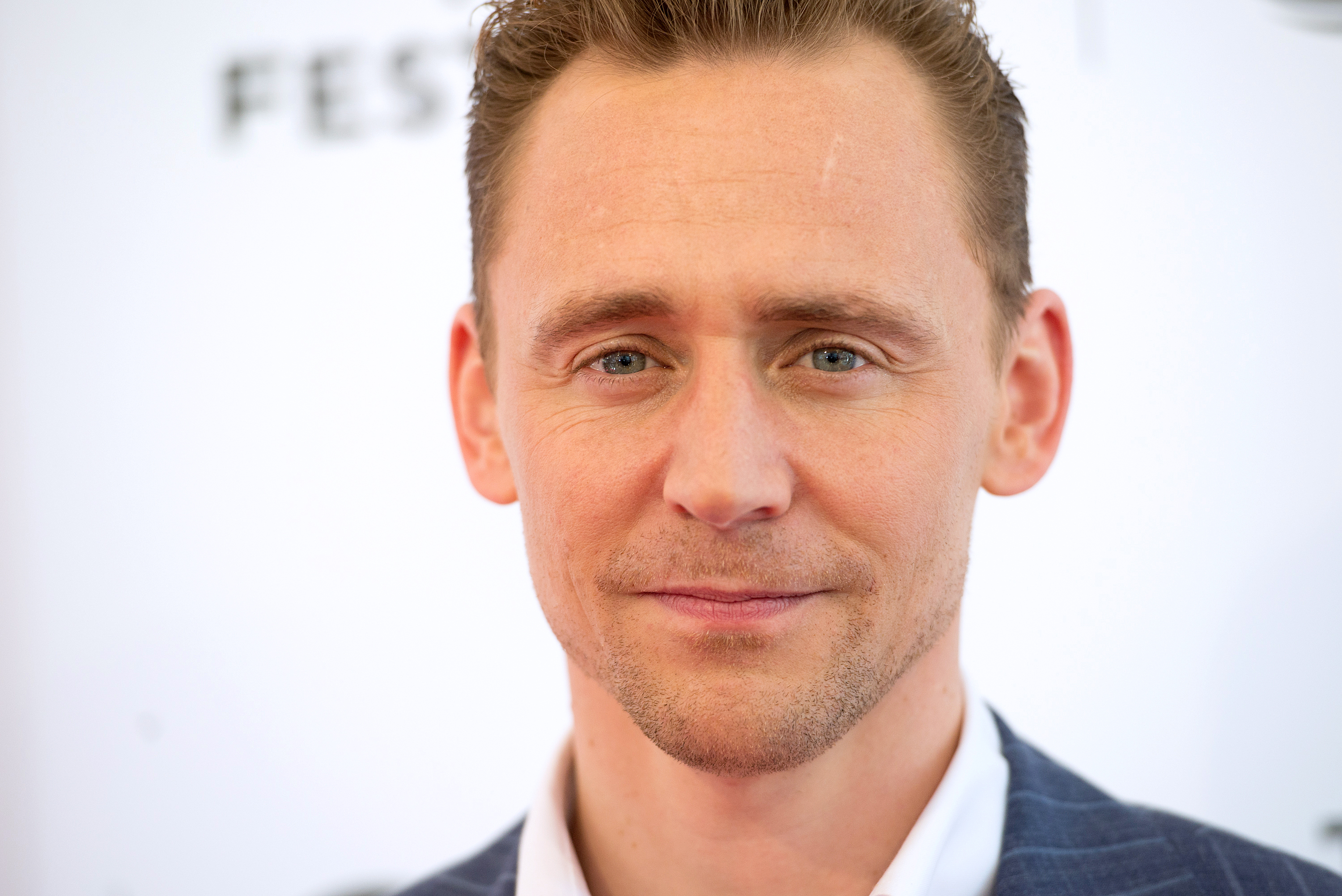 Tom Hiddleston at the Tribeca Tune In: 'The Night