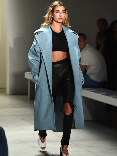 Fashion Moments 17th Sept Hailey Baldwin