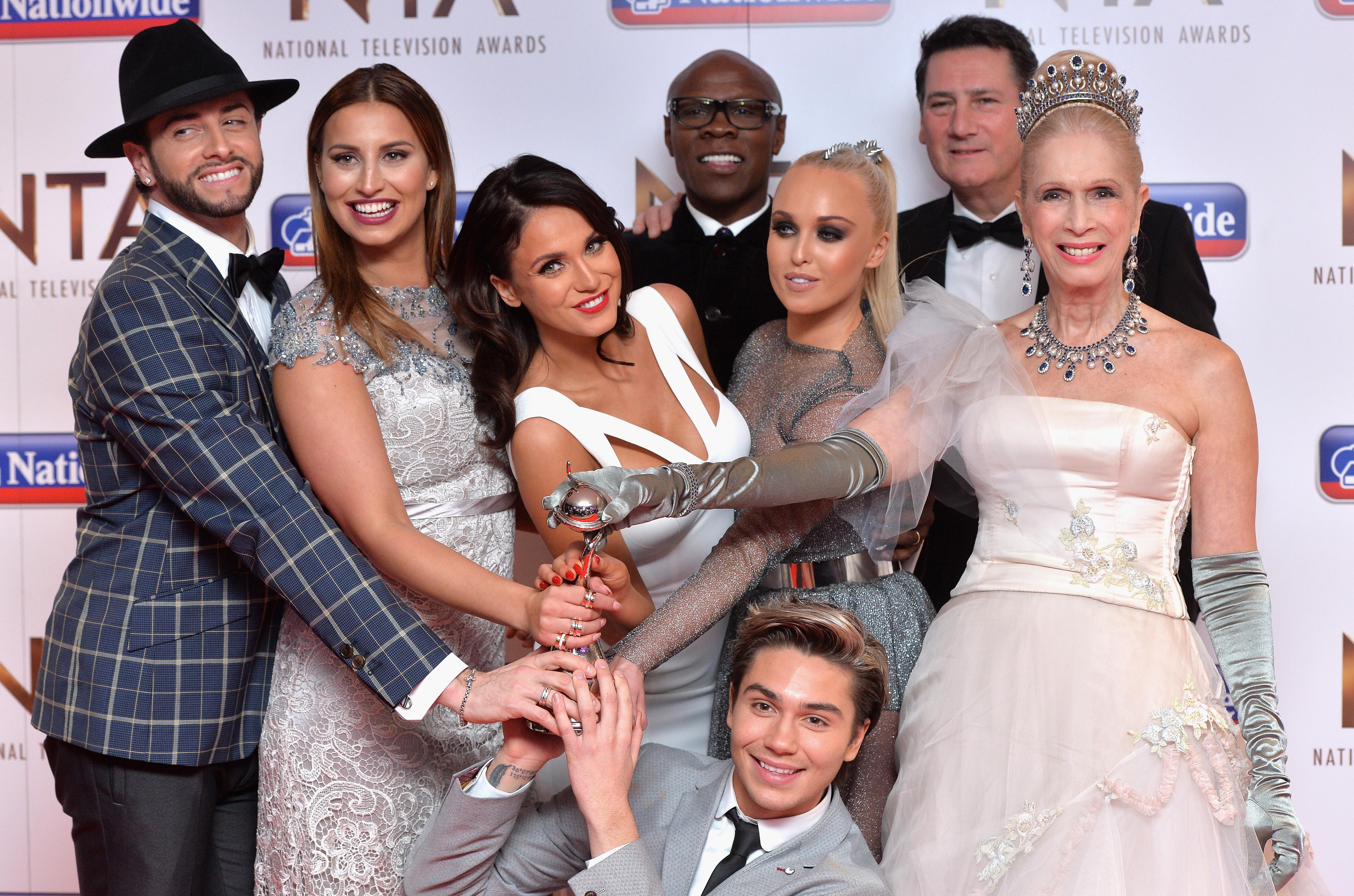 I'm A Celebrity National Television Awards - Winne