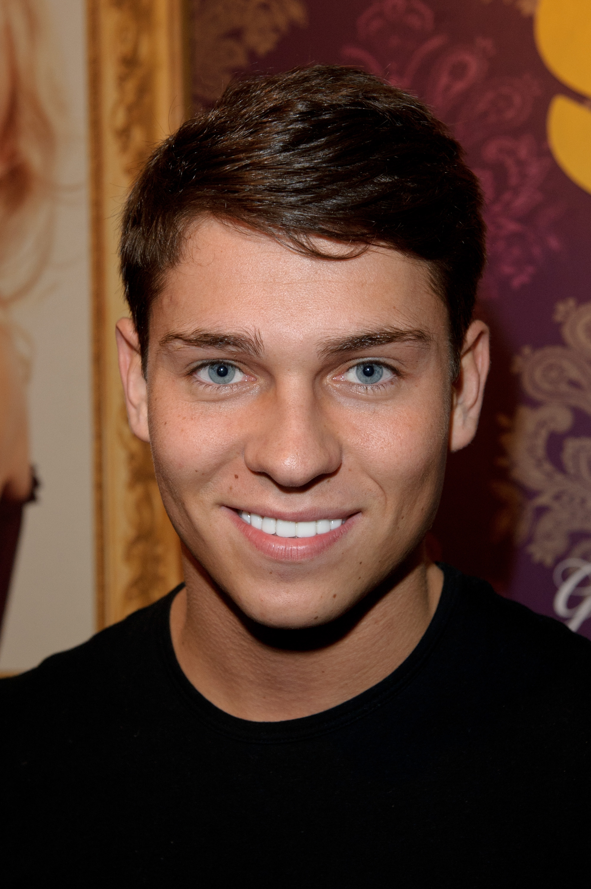 Joey Essex at The Professional Beauty Show - 2012