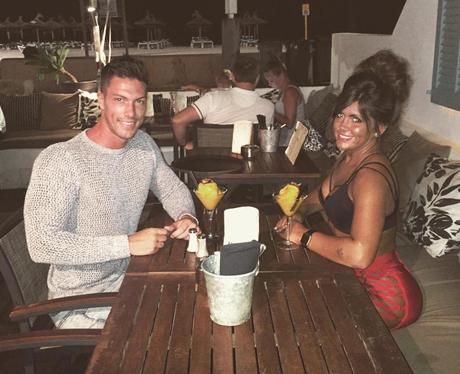 Love Island's Adam has a new girlfriend