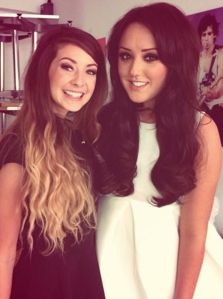 Zoella posts throwback photo to when she hung out