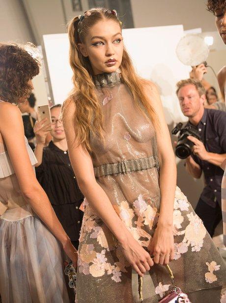 Gigi Hadid Fashion Moments