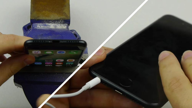 YouTuber Reveals Secret Hack To Add A Headphone Jack To Your
