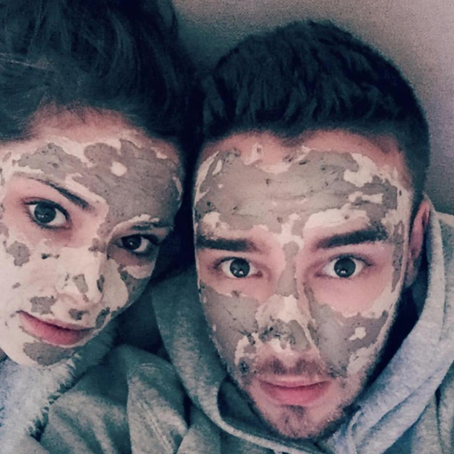 Liam Payne sends sweet message to Cheryl on Instagram
