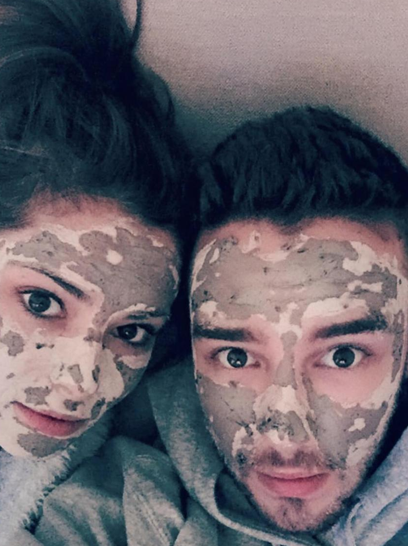 Liam Payne sends sweet message to Cheryl on Instag