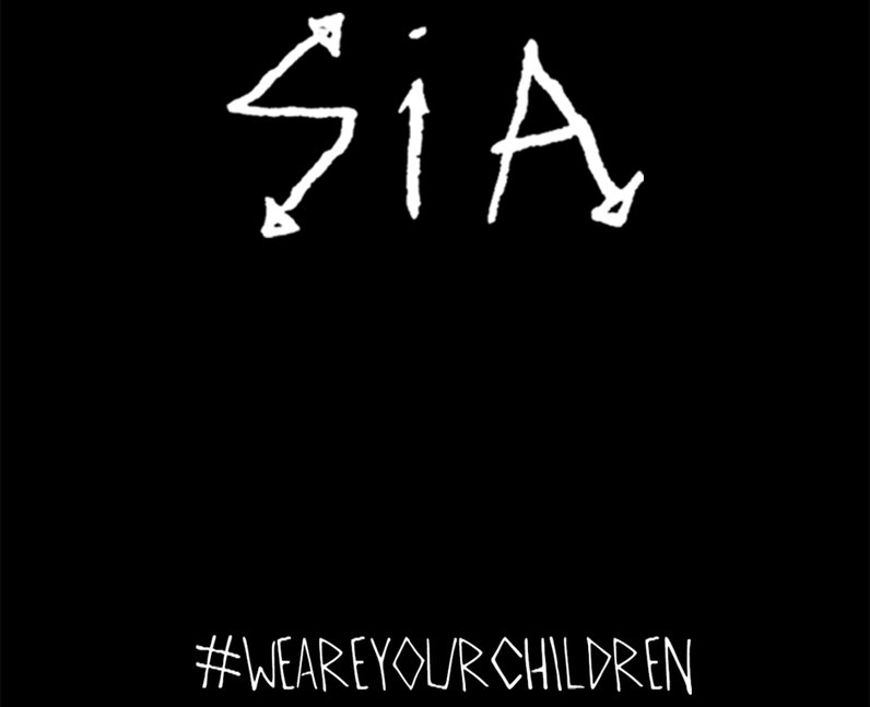 Sia - We Are Your Children album cover